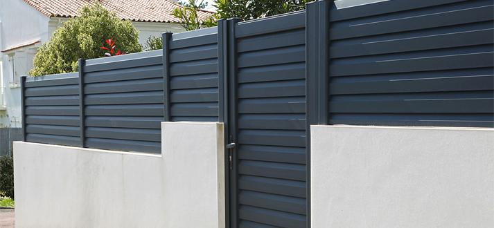 menuiserie aluminium extérieure