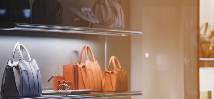 Accessoires de luxe pour femme