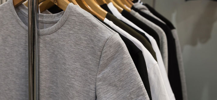Achat de textiles d'essuyage en stock
