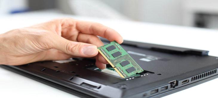 Quelle mémoire vive (RAM) choisir pour votre PC portable