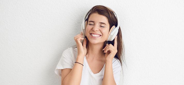 Casque audio haut de gamme