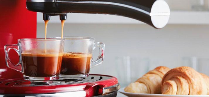 Bien choisir sa cafetière