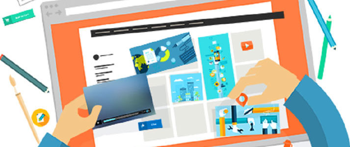 créer un site interne