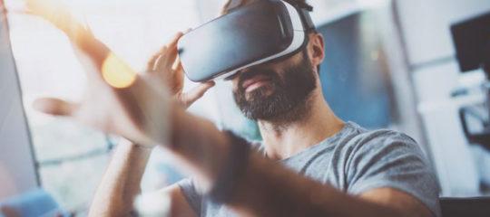 télé-réalité virtuelle