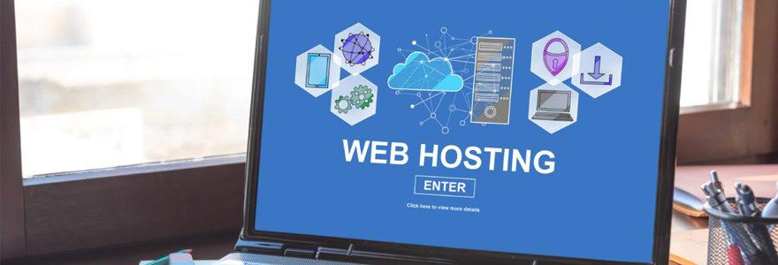 Hébergement web