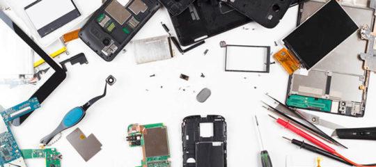 Pièces détachées pour téléphones Samsung