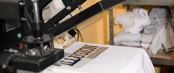 Faire confiance à un pro pour la personnalisation de t-shirt