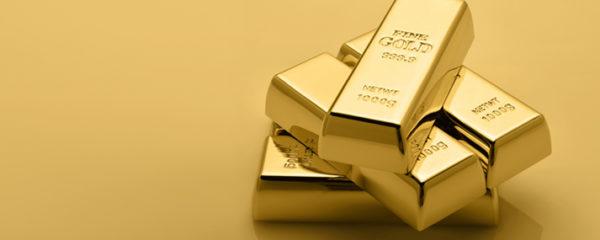 le lingot d'or